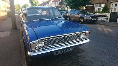 Ford Cortina Mk2 1300 Deluxe 1970 • 3,300£
