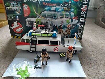 PLAYMOBIL 9220 Ghostbusters Ecto-1 Vehicle • 16£