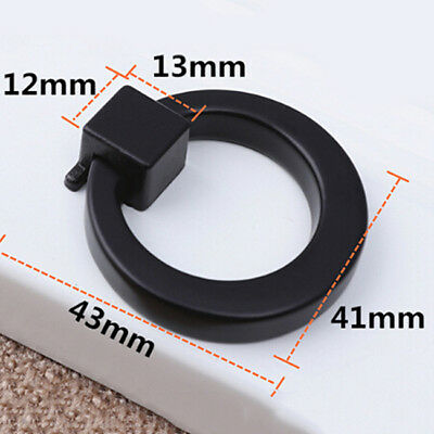 Furniture Knobs Pull Ring For Drawer Cabinet Cupboard Door Handle Furniture B1 • 2.25£