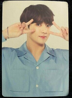 $7.50 • Buy BTS Love Yourself Official Mini Photocard Jungkook 8