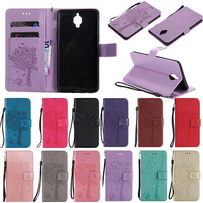 AU9.40 • Buy Leather Case Stand Card Slot Magnetic Flip Cover For OnePlus 5/5T/ 3/3T/6/6T/7/8
