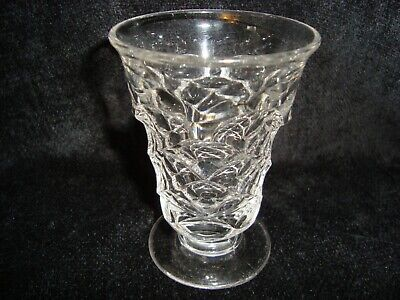 Victorian Jelly Glass With Registry Mark • 24.99£