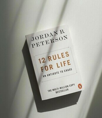 AU10 • Buy NEW 12 Rules For Life 2019 By Jordan B. Peterson Paperback Book Self Help