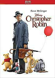 $0.01 • Buy Christopher Robin Dvd-*disc Only*with Tracking