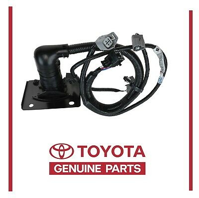 $210.19 • Buy Genuine Toyota Tacoma 7 Pin Trailer Tow Harness Connector  OE OEM NEW