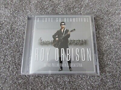 $1.25 • Buy Roy Orbison With Royal Philharmonic Orchestra CD