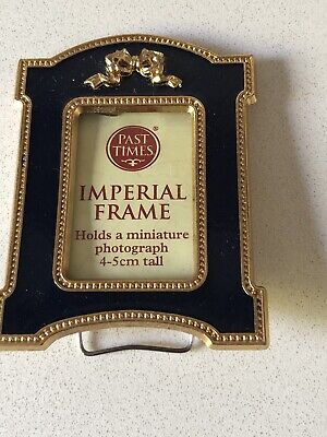 Past Times Small Classic Photo Frame  • 12£