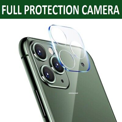 9H Tempered Glass Camera Lens Protector Cover HD Film For IPhone 11/11 Pro MAX • 2.28£