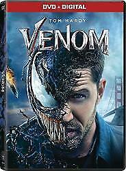 $0.01 • Buy Venom Dvd-*disc Only*with Tracking
