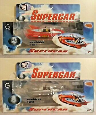 £139.95 • Buy Product Enterprise Supercar New Diecast Metal Model Boxed Gerry  Anderson