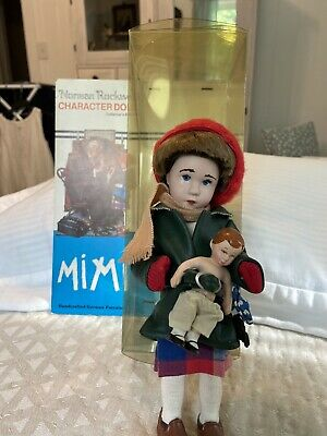 $31 • Buy Norman Rockwell Character Doll Collector's Edition MIMI