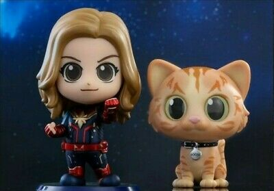$ CDN35.24 • Buy Hot Toys Captain Marvel And Goose Cosbaby COSB541