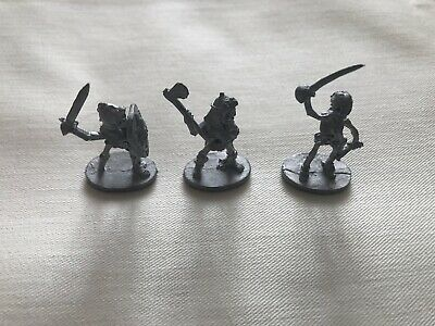 Grenadier Models Skeleton Warriors 1980's Set 3 • 9.99£