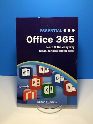 AU26.70 • Buy ESSENTIAL Office 365 Second Edition * 2017 Paperback * FREE SHIPPING! (L)