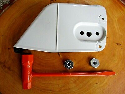 £13.72 • Buy  New Stihl Clutch Cover Fits For MS440 MS660 064 066 046 044 039  1125 640 1701