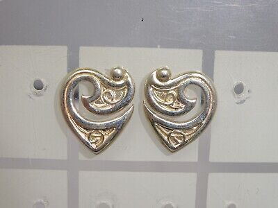 Vintage Sterling Silver Ola Gorie Stud Earrings Rare Design Collectable • 42.99£