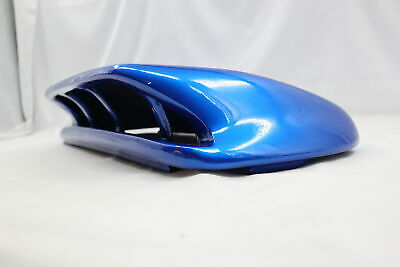 $209 • Buy Frp Blue 02c Bonnet Hood Scoop For~97~98~99~00 Subaru Impreza Gc Gc8 Wrx Sti
