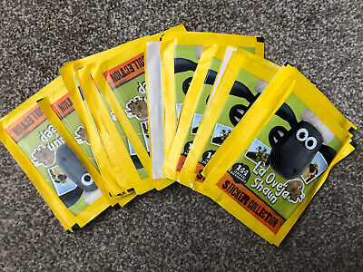 Shaun The Sheep Stickers Giromax Aardman • 4.99£