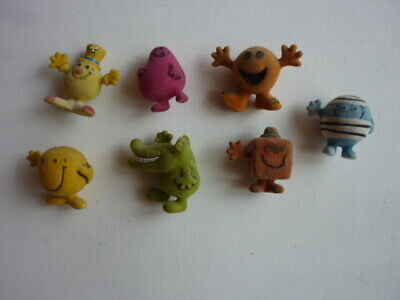 Mr Men Timbuctoo Flock Figures 1970's And 1990's Lot • 0.99£
