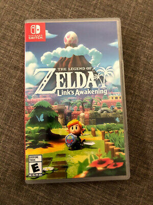 $25 • Buy The Legend Of Zelda: Link's Awakening (Nintendo Switch, 2019)