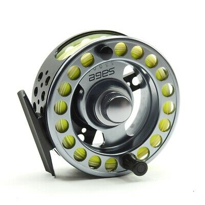 $250 • Buy Sage Model 3300D Fly Fishing Reel. W/ Box And Case.