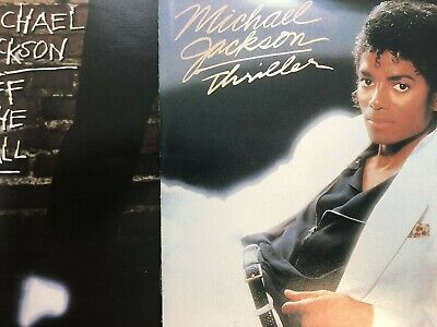 $ CDN6.99 • Buy Michael Jackson – Lot Of 2 CD Off The Wall & Thriller Remastered Special Edition