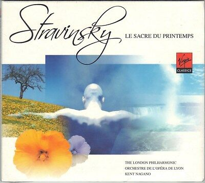 Stravinsky - Le Sacre Du Printemps (The Rite Of Spring) - New/Sealed - Classical • 2.50£