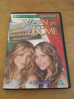 When In Rome - Free Postage • 2.99£