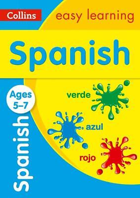 £3.57 • Buy Spanish Ages 5-7 (Collins Easy Learning KS1) By Collins Easy Learning