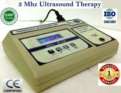 £180 • Buy Latest Model Delta 03 LCD Ultrasound Therapy Pain Relief Physiotherapy Machine @