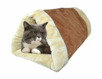 2 In 1 Self Heating Pet Cat Tunnel Cushion Puppy • 8.75£