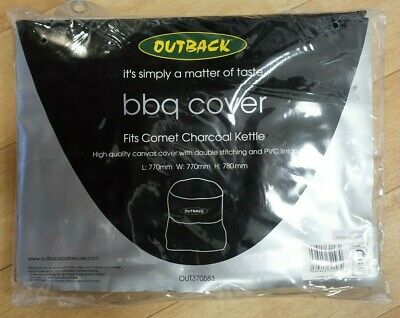 $ CDN212.91 • Buy Genuine OUTBACK OUT370583 Barbecue Cover Fits Comet 57cm Kettle BBQ Fits Weber
