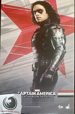 $335 • Buy Hot Toys Marvel Captain America 2 The Winter Soldier MMS241 PLEASE READ!!!!