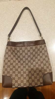 AU229 • Buy Gucci Shoulder Bag / Hand Bag / Vintage ''gg'  Design