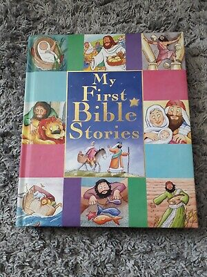 My First Bible Stories Igloo Books Childrens Bible • 15£