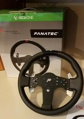 $90 • Buy Fanatec CSL P1 Steering Wheel XBOX One