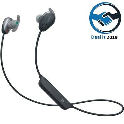 AU109 • Buy Sony In-Ear Sports Noise Cancelling Headphones With Bluetooth - (WISP600N]