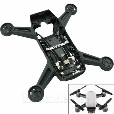 AU26.42 • Buy Middle Frame Body Shell Hard Case Cover Spare For DJI Spark RC Drone Accessories