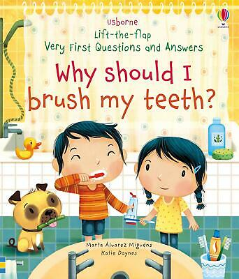 £5.41 • Buy Why Should I Brush My Teeth? By Katie Daynes
