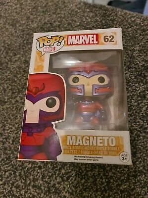 Magneto #62 X-Men Funko Pop Vinyl • 14£