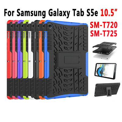 AU24.88 • Buy Stand Case For Samsung Galaxy Tab S5e 10.5 SM-T720 T725 Shockproof Tablet Cover