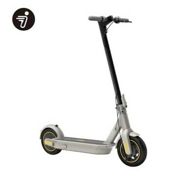 Segway Ninebot Max G30 LP (latest Generation) + Free Bag + Phone Holder • 690£