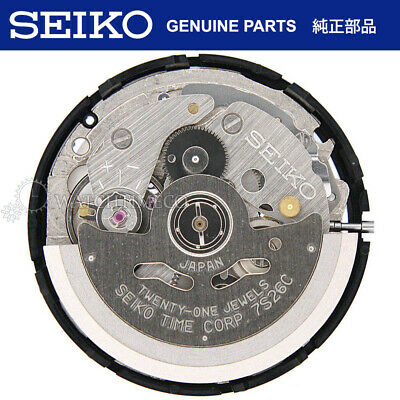 $ CDN60.89 • Buy Seiko 7S26 Watch Movement FULLY ASSEMBLED + Stem For 7S26A 7S26B SKX007 SKX173