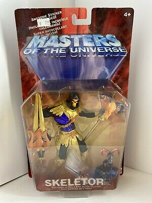 $58.99 • Buy Masters Of The Universe 200X Disco Skeletor Purple Gold Rare New MOC Collectible