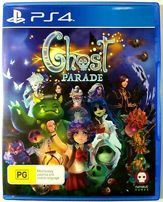 AU24.99 • Buy NEW | Ghost Parade | Sony Playstation 4 PS4
