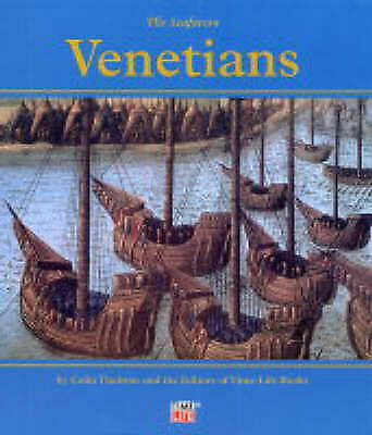 Seafarers: The Venetians By Time Life Value (Hardback, 2004) • 10£