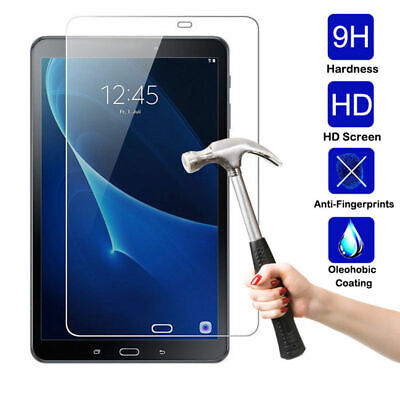 9H Tempered Glass Clear HD Screen Protector For Samsung Galaxy All Tablets • 3.48£