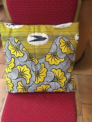 African Print Envelop Style Cushion Cover • 4.50£