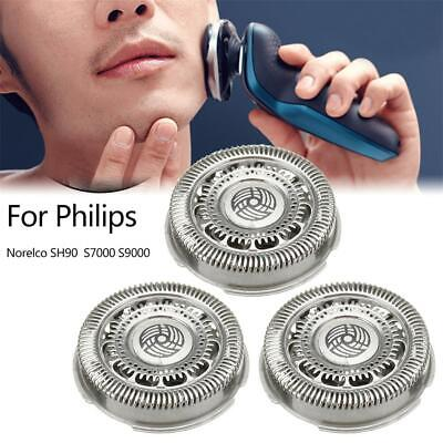 AU15.01 • Buy Philips S9000 For S7000 Accessories Norelco Shaver SH90 Replacement Head Razor