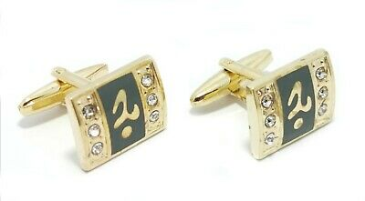 £6.99 • Buy Classic Cufflinks Gift For Men And Women With FREE Gift Pouch